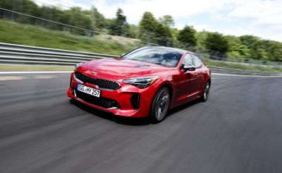 2018 Kia Stinger Driven: A First Taste of a Different Kind of Kia
