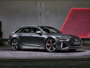 Audi Reveals Fourth-gen RS 6 Avant Looks Beefier And Meaner Than Ever