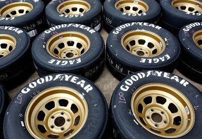 Goodyear Tire Notes for Daytona Road Race