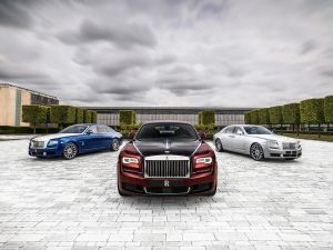 Rolls Royce Ghost Zenith Edition Marks The End Of Current Ghost