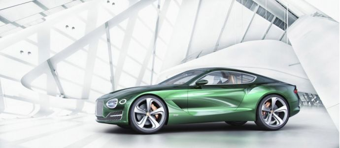 New Bentley Boss Doesn't Like The Idea Of Sports Cars