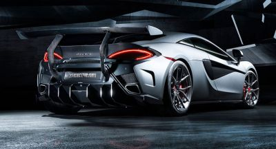 Vorsteiner's McLaren 570-VX Wants To Be A Baby P1 GTR