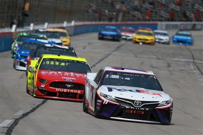 Denny Hamlin is 20/1 to win 2019 Coca-Cola 600 at Charlotte