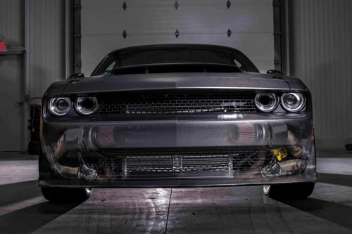 SpeedKore Build 1,400 HP Carbon-Bodied Dodge Demon