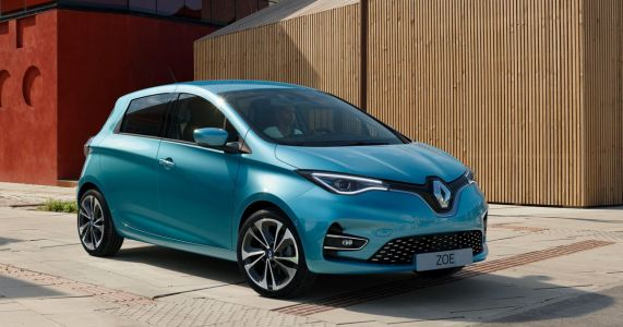 The New-Ish Renault Zoe Has A 242-Mile Range