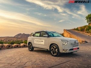 2021 Hyundai Alcazar Previewed All Details Covered In 10 Images