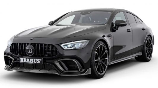 Brabus Mercedes-AMG GT 63 S 4-Door Coupe Packs Whopping 789 HP