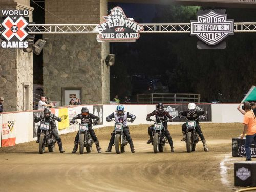 Harley-Davidson Hooligan Racing Qualifier Highlights 2019