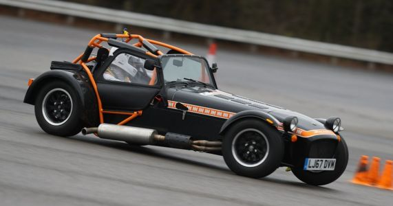 How My Caterham Race Car Reminded Me Why Driving Is Awesome