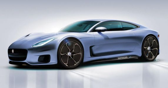 A New Jaguar XK Is Coming To Lead Firm's New Family Of Sports Cars