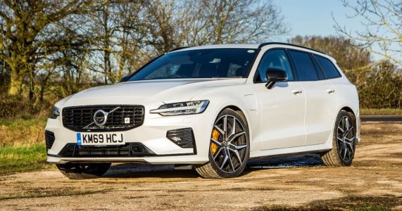 Volvo V60 T8 Engineered By Polestar Review: Fast, Heavy, Handsome