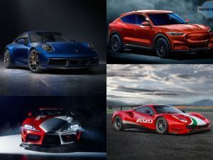 A Cracker Of A Week Ferrari 488 GT3 Evo Challenge Evo Lamborghini V12 Hypercar Mustang-Inspired Electric SUV 911 Manual