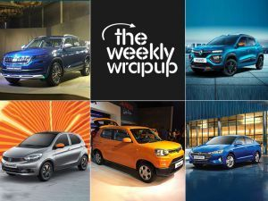 Top 5 Car News Of The Week Kwid Facelift S-Presso Elantra Launched And More
