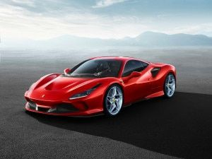All-New Ferrari F8 Tributo Maranellos Latest V8 Offering Comes To India With A Price Tag Of Rs 402 Cr