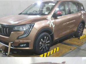 Mahindra XUV700 Leaked Ahead Of Expected August Debut