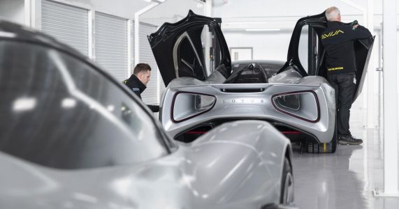 Lotus' Aero Chief On The Evija, The Dacia Duster And Making Holes In Hypercars