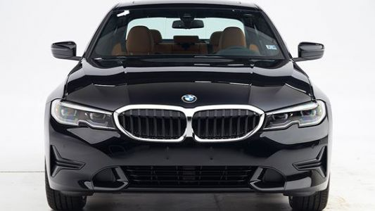 BMW 3 series earns Top Safety Pick+ award