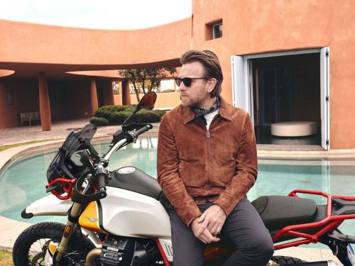 Does Your Favorite Celebrity Ride A Motorcycle?