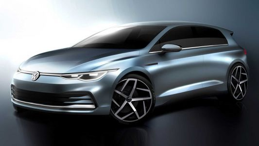 All-New Volkswagen Golf 8 Teased Ahead Of October 24 Reveal