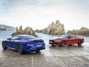 All-New BMW M8 M8 Competition Unveiled