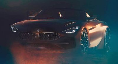 This Is What BMW's Z4 Concept Probably Looks Like