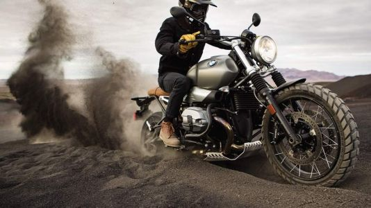 The BMW R nineT Scrambler Is A Natural In The Dirt