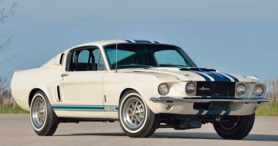 A $2.2 Million Auction Result Makes This The Most Expensive Mustang Ever