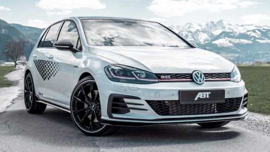 VW Golf GTI TCR Already Ramped Up To 335 HP by ABT
