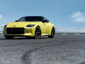 A New Nissan Z Sports Car Is Coming. Here Is A Closer Look