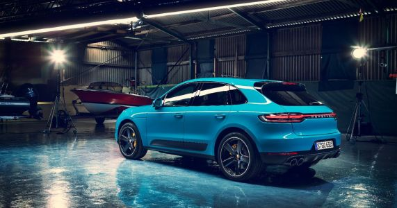 Porsche Has Facelifted The Macan SUV. We Think
