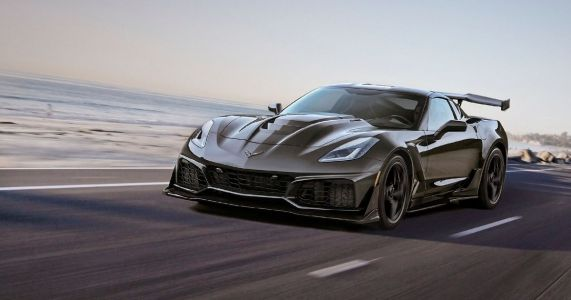 You Can Now Buy The Corvette ZR1's 755bhp V8 In A Crate