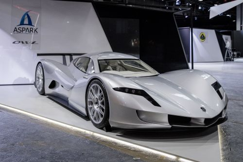 Aspark Now Accepting Orders For Its 1,150 HP, $3.6 Million All-Electric Hypercar