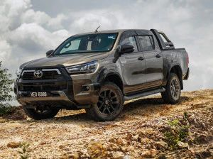 Toyota Hilux Could Be Offered In Two Versions In India As Per Trademarks Similar To The Isuzu D-Max