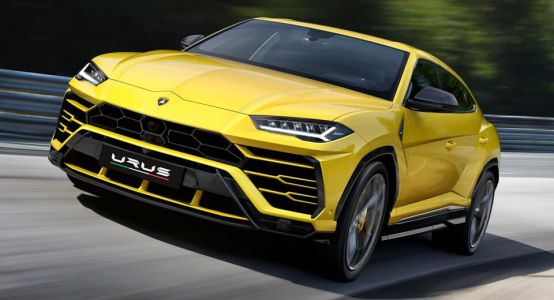 Lamborghini Urus Aims To Snag The Nurburgring SUV Lap Record