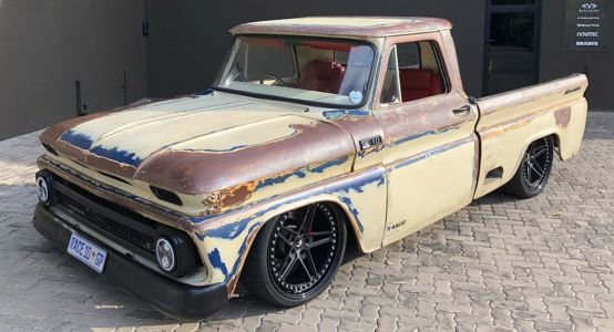 This Old Chevy C10 Isn't Quite As Derelict As It First Seems