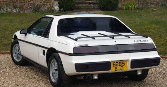 Why Buying a Pontiac Fiero in the UK Wasn't The Worst Idea I'd Ever Had