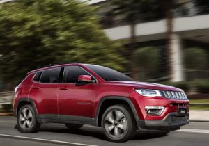 Jeep Compass Facelift Global Unveil On June 4 India Launch By First Half Of 2021