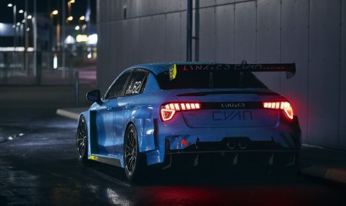 Cyan Racing Alongside Lynk & Co To Release 2019 TCR Racer