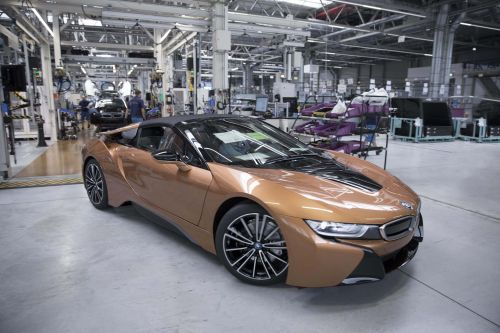 BMW VIP Looking To Produce A 600 HP Hybrid Supercar With i8 Platform