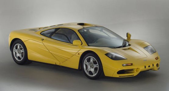 World's Lowest Mileage McLaren F1 Is A Collector's Dream