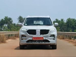 MG Hector Teased Again More Features Revealed