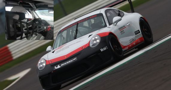 I Almost Crashed A Porsche 911 GT3 Cup In The First Five Minutes Of Driving It