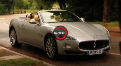 Maserati GranCabrio Is A Flawed But Charming Grand Tourer