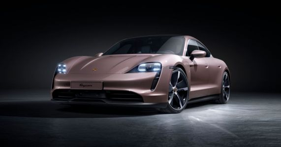 The New Rear-Drive Porsche Taycan Is A £70k, Drift-Ready EV