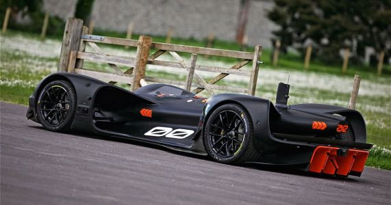 Could The Autonomous 'Roborace' Car Be Made To Drive Like Senna?