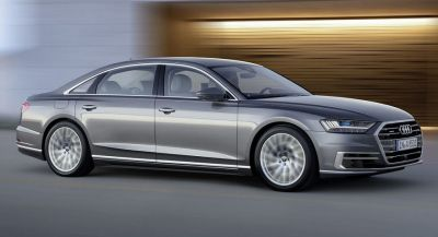 Audi Exec Expects A Staggered Rollout Of The A8's Autonomous Driving System