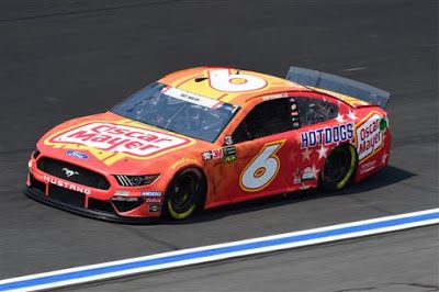 Ryan Newman is 200/1 to win 2019 Bojangles Southern 500