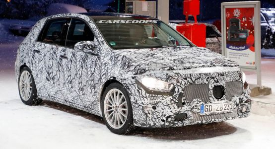 2019 Mercedes B-Class To Ditch MPV-Like Shape But Not Its Practical Cabin