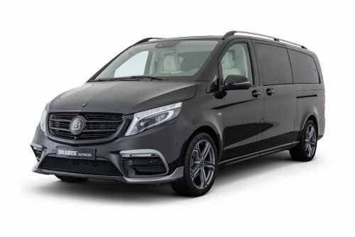 BRABUS Mercedes-Benz V250d Costs A Whopping R5 Million