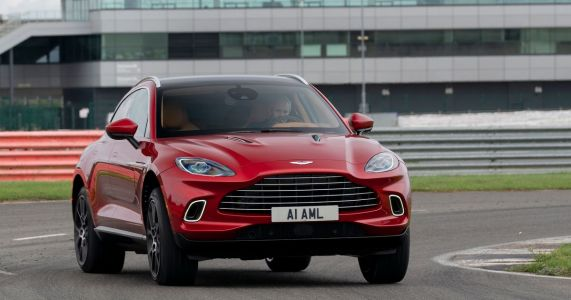 Aston Martin DBX Review: The Most Entertaining, Brutish SUV You'll Ever Drive